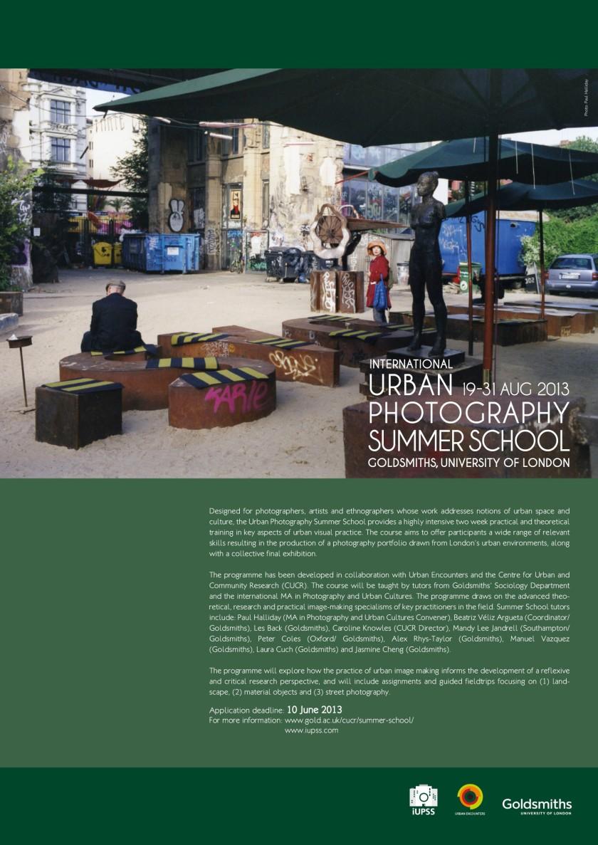International Urban Photography Summer School
